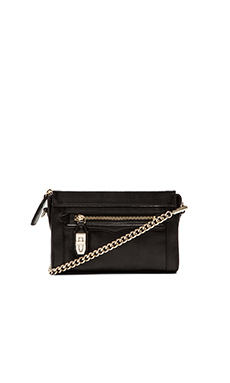 Rebecca Minkoff Mini Crosby Crossbody in Black