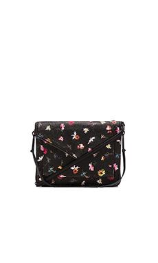 Rebecca Minkoff Marlowe Mini in Black Floral