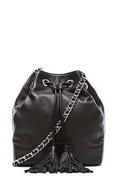Rebecca Minkoff Lexi Bucket Tote in Black