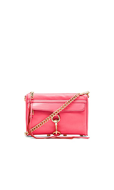 Rebecca Minkoff Mini MAC in Watermelon