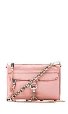 Rebecca Minkoff Mini MAC in Primrose
