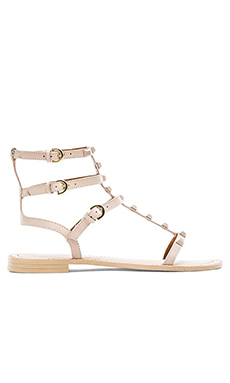 Rebecca Minkoff Georgina Sandal in Blush