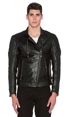 Roland Sands Design Clash Jacket in Black