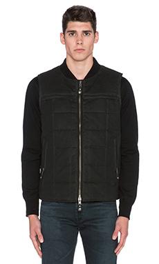Roland Sands Design Ringo Vest in Black