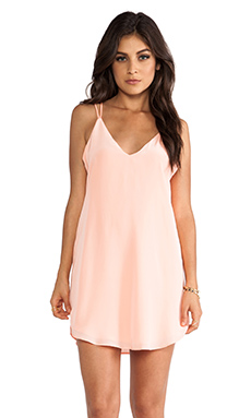 Rory Beca Liyah Multi Strap Dress in Powderpuff