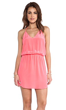 Rory Beca Lake T Back Dress in Tickle