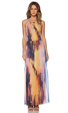 Rory Beca Lauren Maxi Dress in Alborosie
