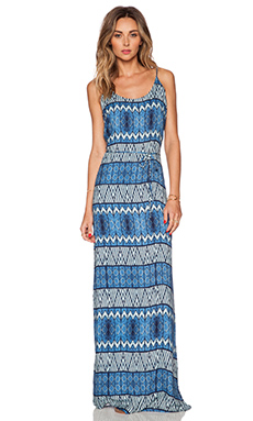 Rory Beca Agave Maxi Dress in Feta