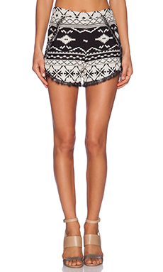 Rory Beca Yohah Shorts in Alt