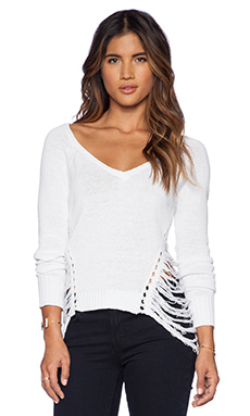 Rory Beca Dalvey Sweater in White