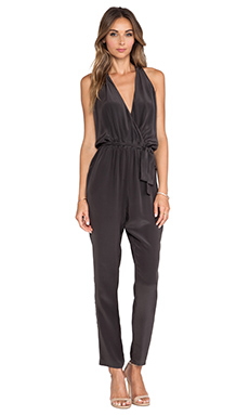 PATTI SLEEVELESS JUMPSUIT