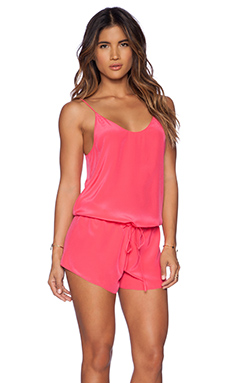 Rory Beca Banton Romper in Lollipop