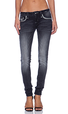 Rock Revival Charon Skinny in S