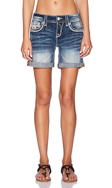Rock Revival Emilie Easy Shorts in RH13