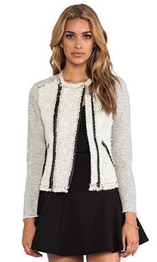 Rebecca Taylor Tweed Jacket in Pece