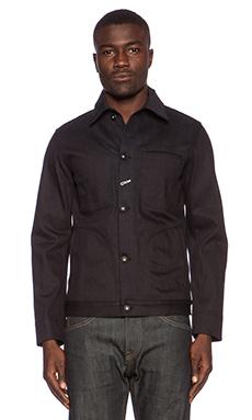 Rogue Territory Dark Supply Jacket in Indigo/Black