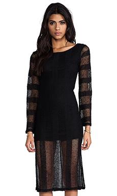 RVCA Arbuckle Dress in Black