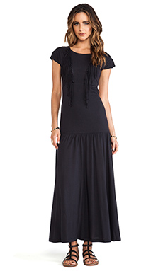RVCA Sea Sights Dress in Black