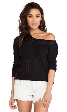 RVCA Quiver Sweater in Black
