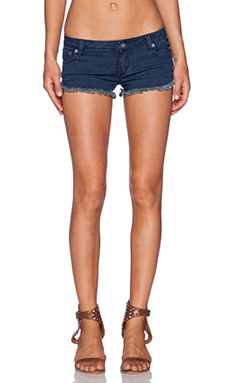 RVCA Caraway Short in Dark Denim
