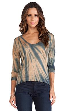 RVCA Pop Over Sweater in Dark Slate