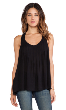 RVCA Lookout Tank in Black