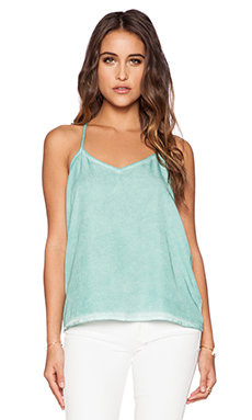 RVCA Fight or Flight Tank in Seagrass