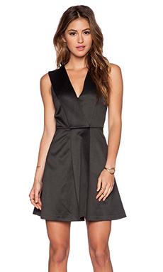 RACHEL ZOE Brecken Dress in Black