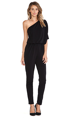 RACHEL ZOE Kayla Jumpsuit in Black