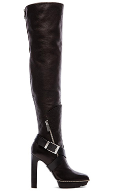 RACHEL ZOE Luna Boot in Black