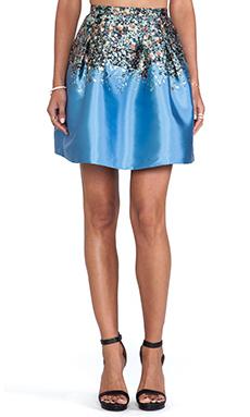 Sachin & Babi Belle Skirt in Confetti Print