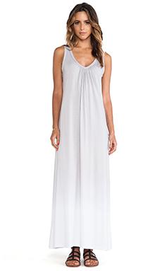 Saint Grace Seaside Maxi Dress in Pewter Ombre