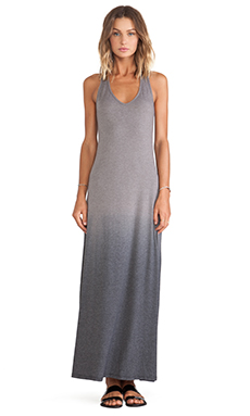 Saint Grace Bryn Maxi Dress in Seal Ombre Wash