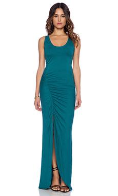 Saint Grace Gita Maxi Dress in Teal