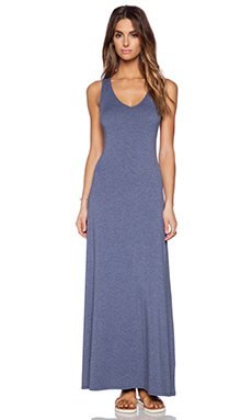 Saint Grace Bryn Maxi Dress in Nautic