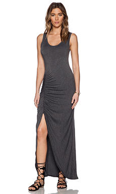 Saint Grace Gita Maxi Dress in Black