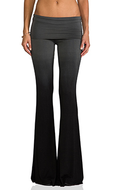 Saint Grace Prima Ashby Flare Pant in Iron-OW