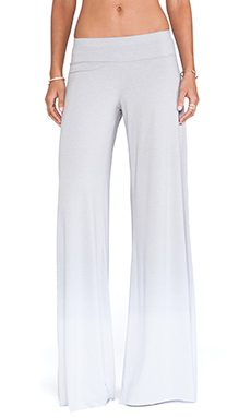 Saint Grace Wide Pant in Pewter Ombre