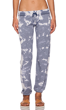 Saint Grace Sam Sweatpant in Abyss Sun Wash