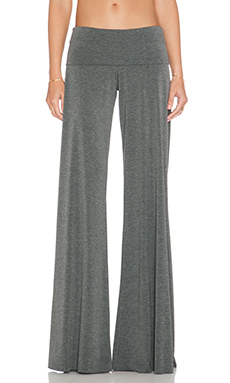 Saint Grace Carol Wide Leg Pant in Ashes