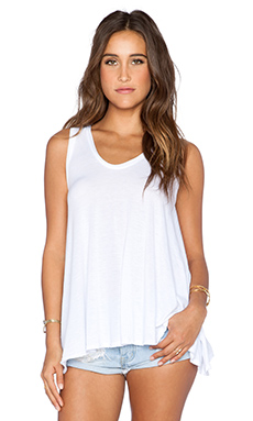 Saint Grace Mila Tank in White