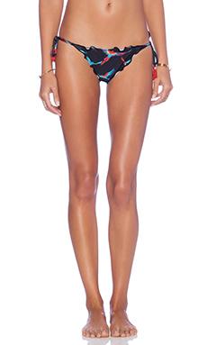 Salinas Arara Bikini Bottom in Black