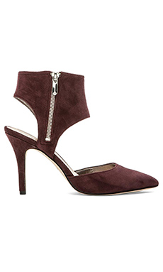 Sam Edelman Zaida Heel in New Burgundy
