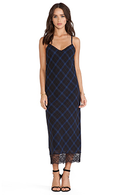 Sanctuary Slip Maxi in Nite Navy