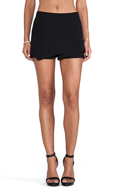 Sanctuary Island Nite Shorts in Black