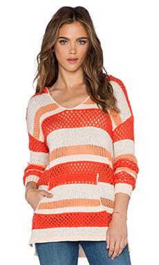 Sanctuary Baja Beach Hoodie in Multi