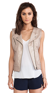 Sanctuary Mel Vest in Drift Wood