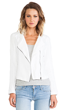 Sanctuary Summer Soft Jacket in White
