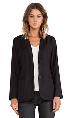 Sanctuary Legging Blazer in Black