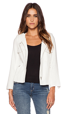 Sanctuary Recruit Jacket in Cream